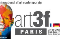 art3f Paris 27 28 29 janvier 2017 porte de versailles