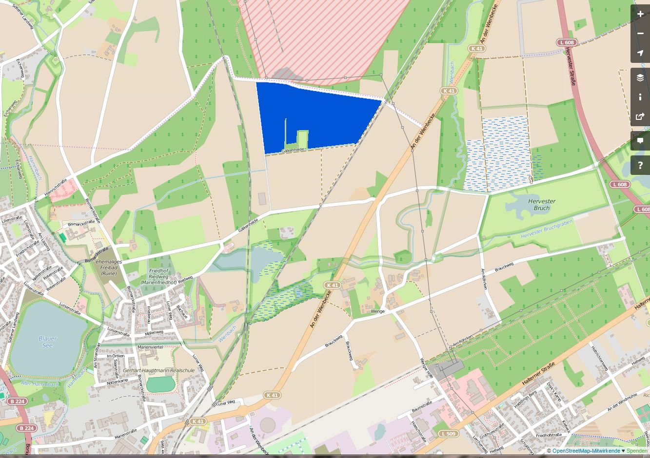 Gälkenheide-Windkraft-osm