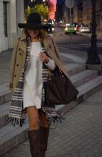 Trench coat; Instagram: kasiamistewicz