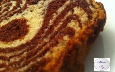 Le cake sauvage… Grrr, Marie Pop rugit !
