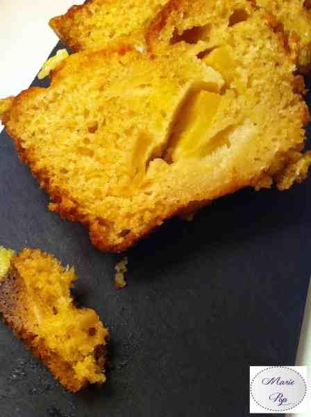 Cake moelleux aux pommes - la recette