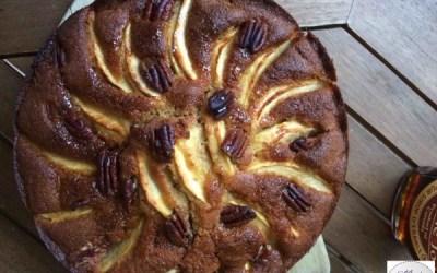 Gâteau automnal… Des saveurs moelleuses !