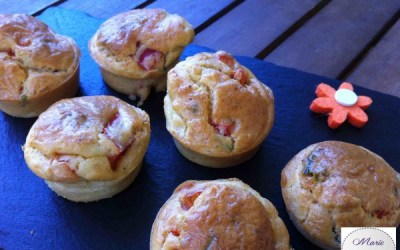 Mini Muffin au Crabe… L'apéro prend des couleurs !