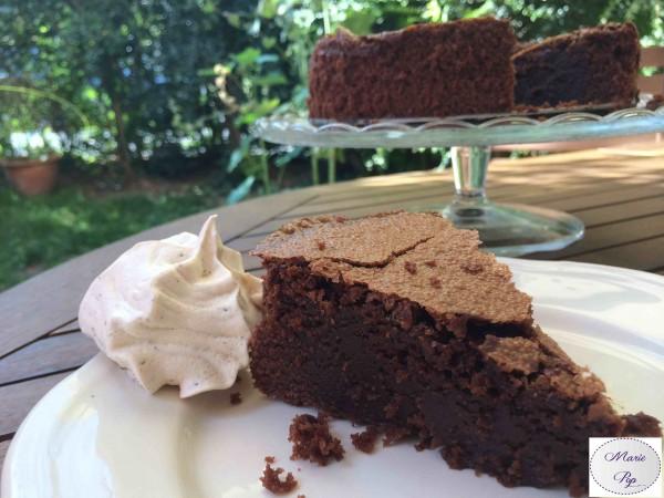 Mississippi Mud Cake, le gâteau au chocolat super riche - la recette