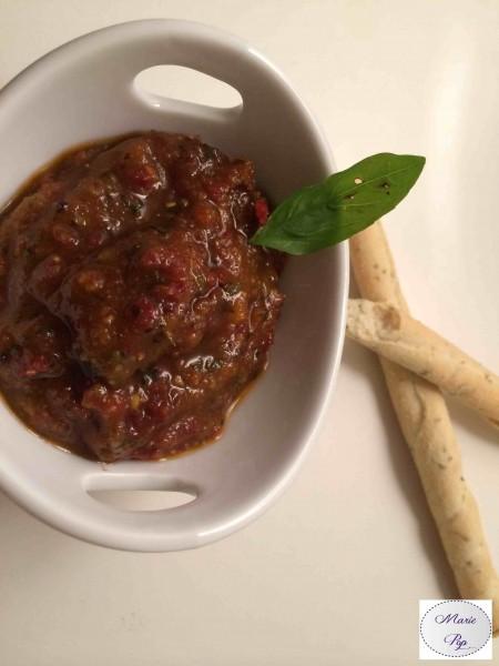 Pesto Rosso - la recette