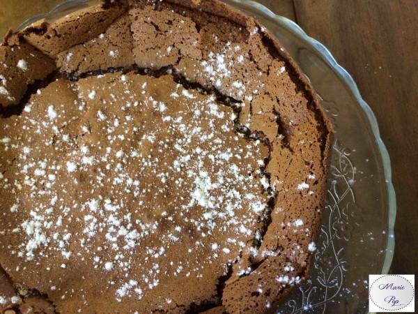 Déculpabilisant au chocolat - la recette du gâteau bellevue