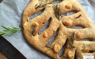 Fougasse oignons romarin… Voilà une gourmandise totalement addictive !