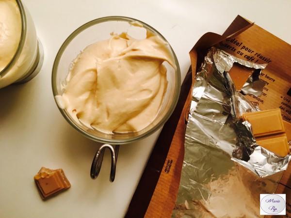 Mousse au chocolat café – Hum à chaque bouchée !
