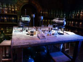 Potions Master - Warner Bro's Studio Tour, London