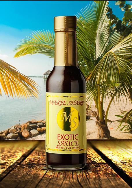Marie Sharp's Exotic Sauce