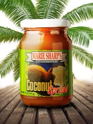 Marie Sharp's Coconut Spread