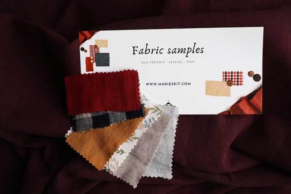 Fabric-samples Maries Kit