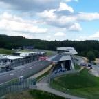 Red-Bull-Ring: Bauarbeiten auf der Zielgeraden
