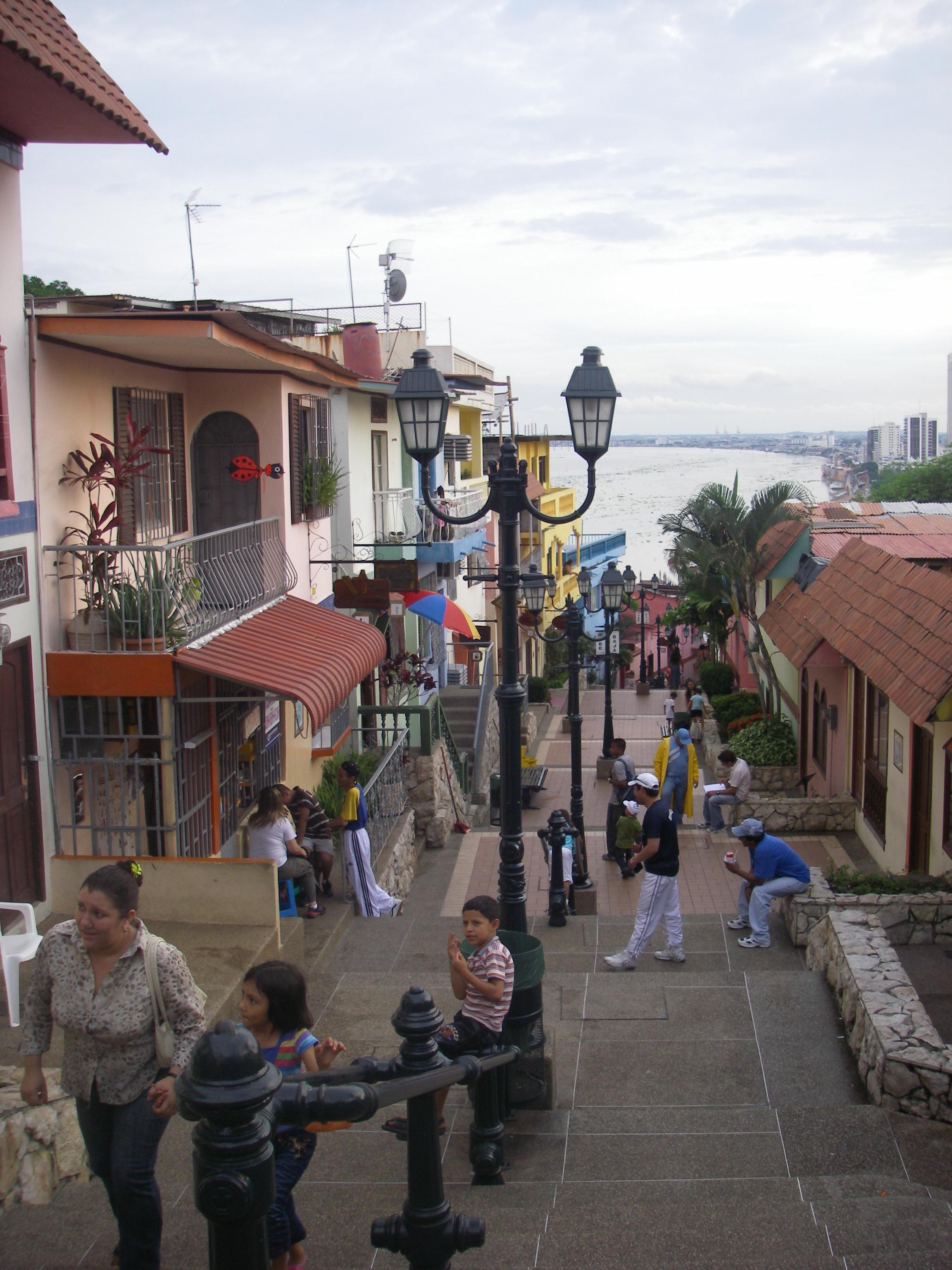 Serra Sta Anna i Guayaquil