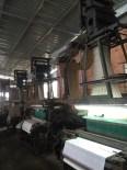 Weaving silk in Da Lat, Vietnam