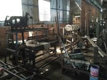 Silk Factory in Da Lat, Vietnam