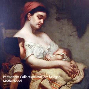 William Morgan - Motherhood