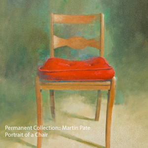 Martin Pate - Portrait of a Chair