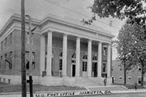 Marietta Cobb Museum of Art - US Post Office