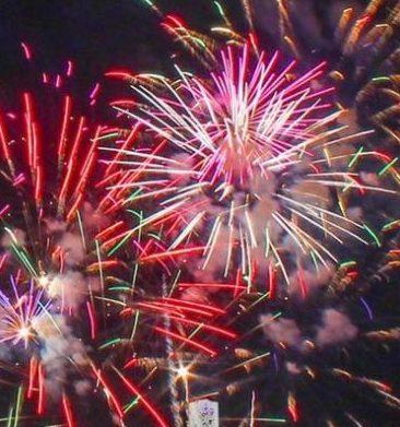 Marietta PA Fireworks