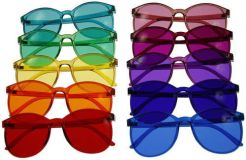Color Therapy Chakra Sunglasses