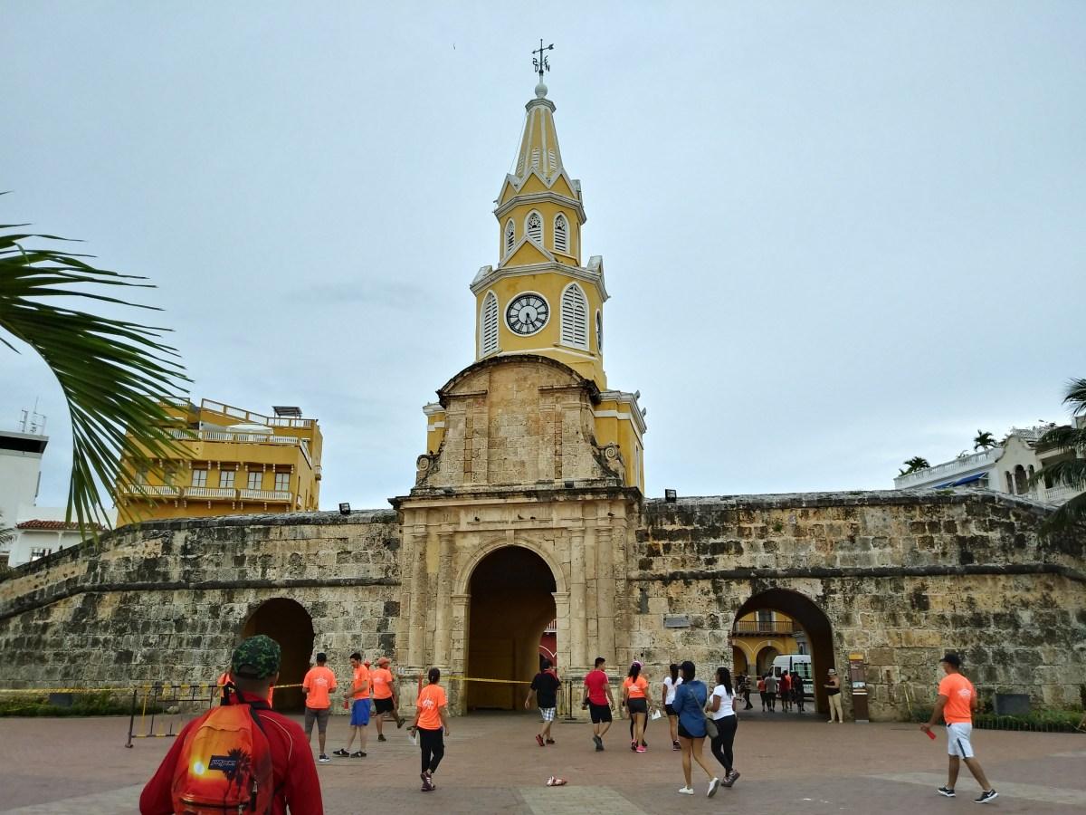 2nd Stop Cartagena, Columbia