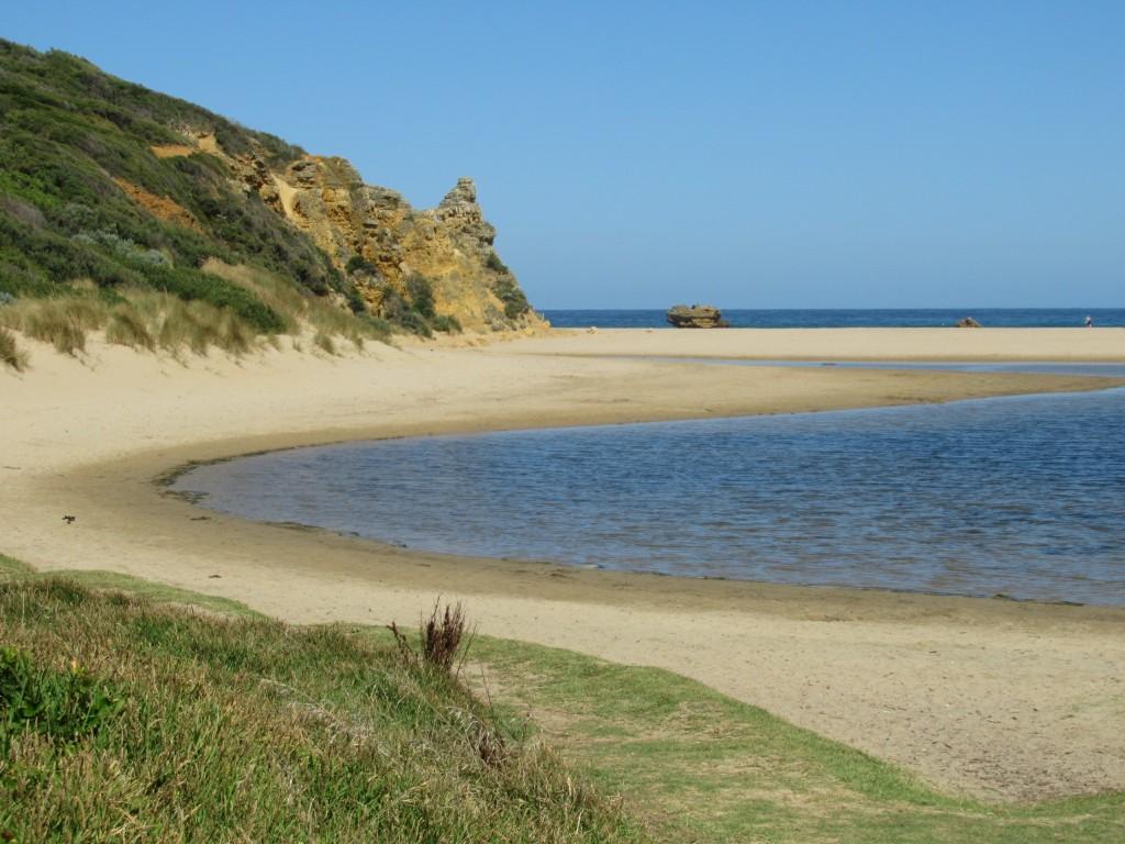 Great Ocean Road – zum ersten