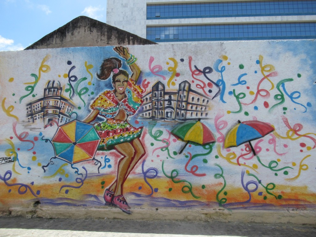 Recife, Karneval und korrupte Polizisten