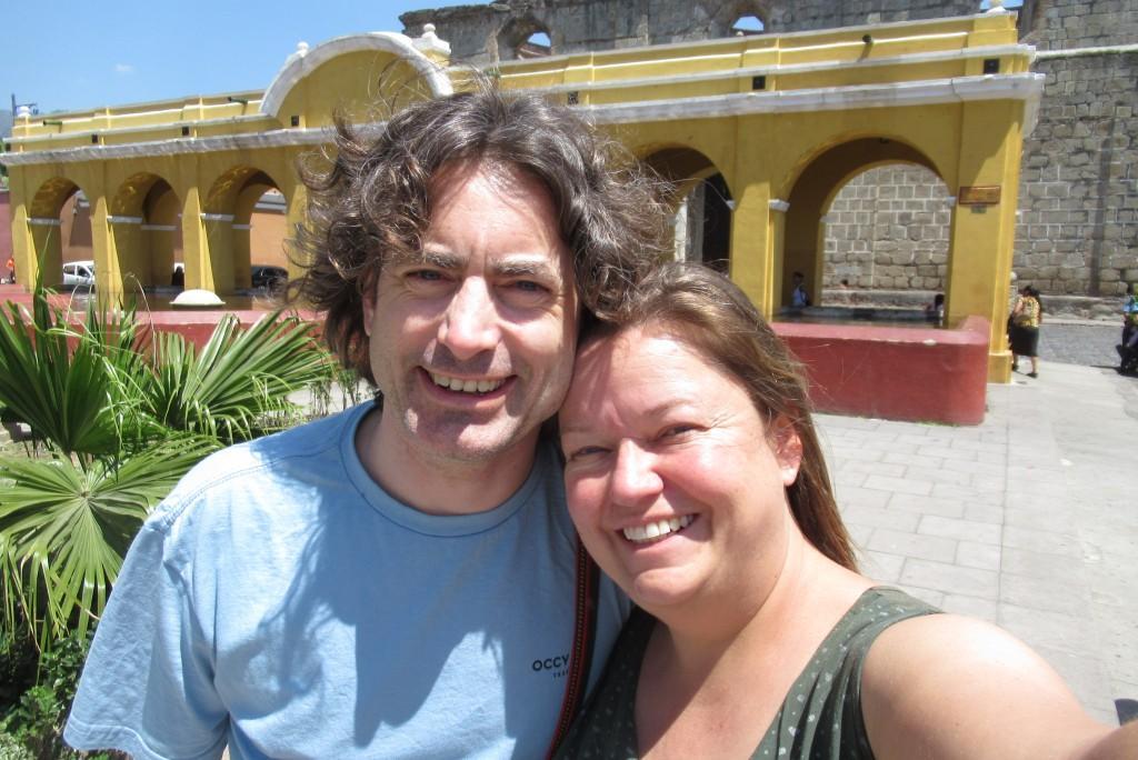 A long way to Guatemala
