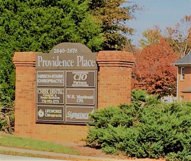 Side Entrance of Providence Place