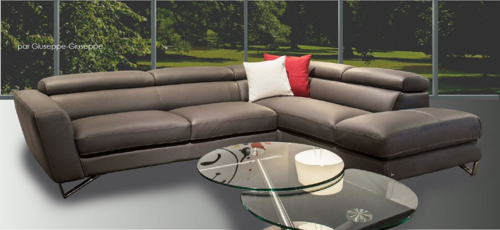 Meuble En Cuir Awesome Salle Manger Mtal Confort With