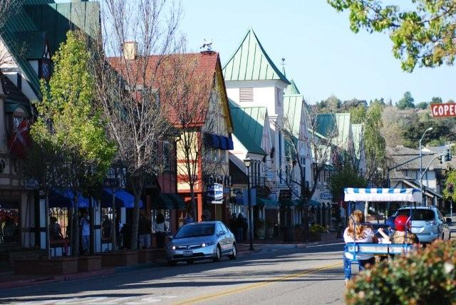 architecture Solvang