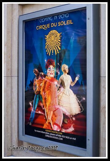affiche Kodak Cirque
