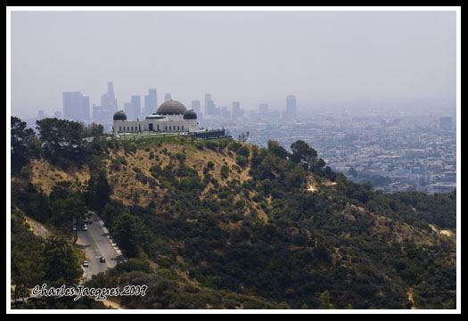 hiking Griffith Park2
