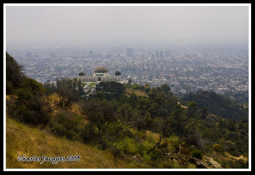 pollution Griffith Park