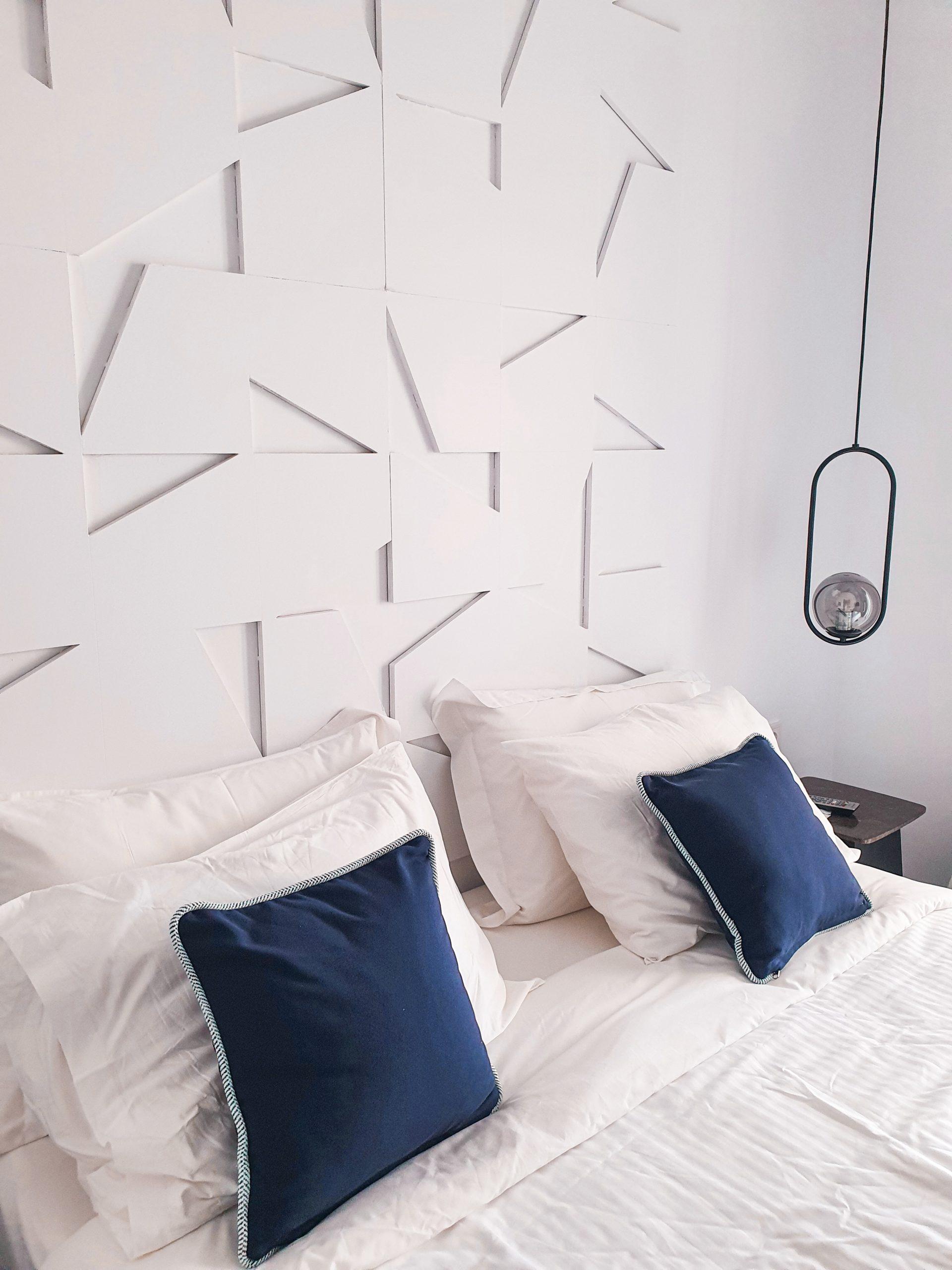 Room details at Nimbus Mykonos