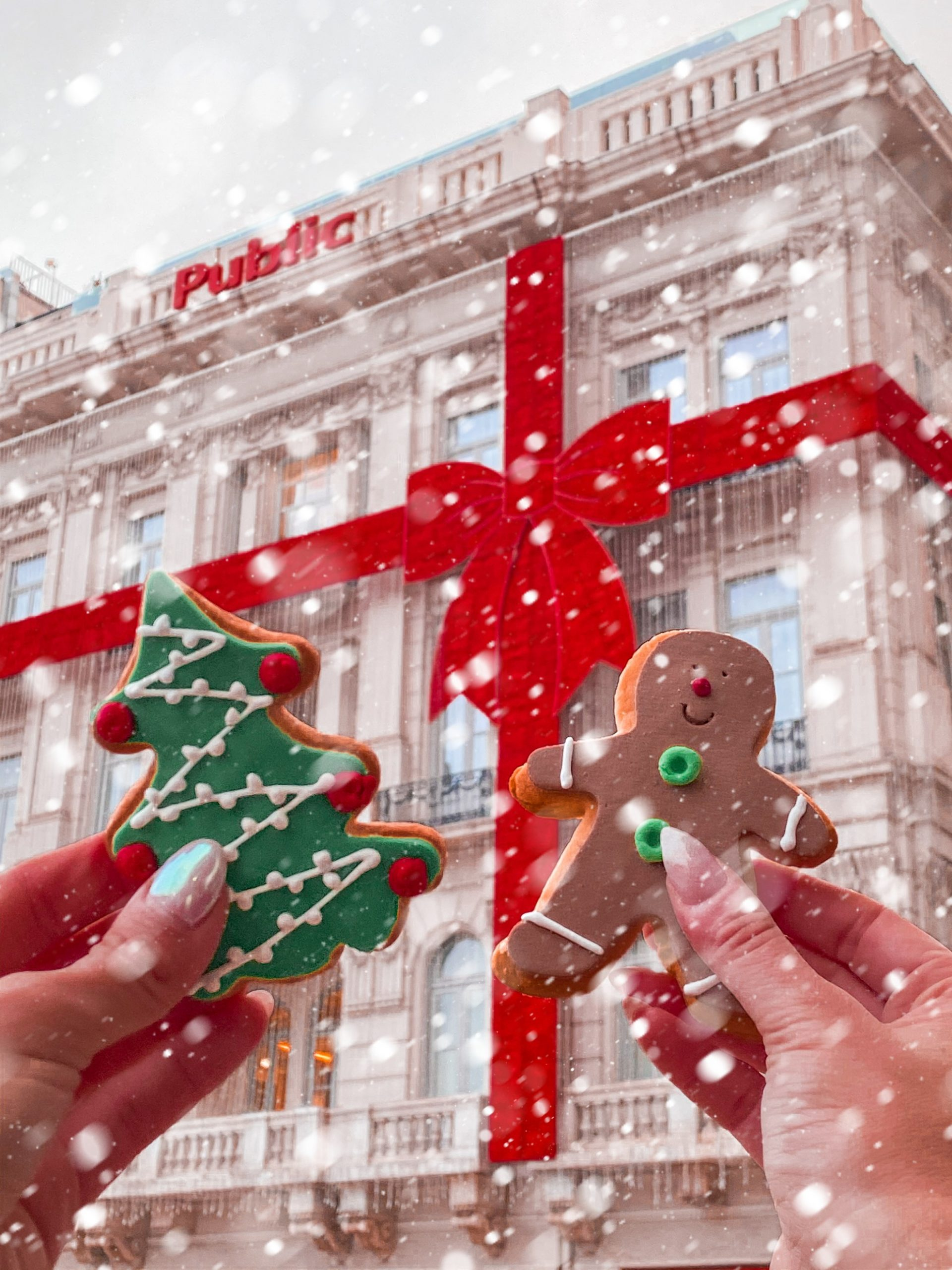 public syntagma square christmas