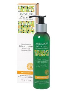 Andalou Lemon Meyer Cleanser