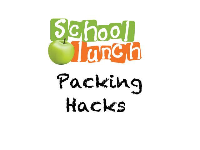 School Lunch Hacks