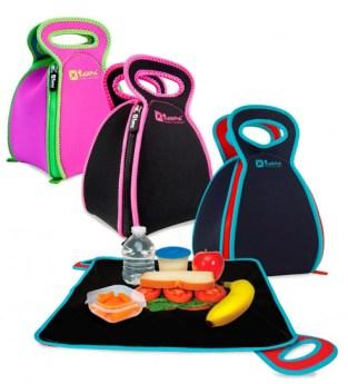 Solvetta Flat Lunchbox