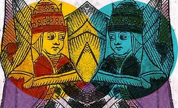 Significado de las cartas del Tarot. La Papisa: el descubrimiento del tú en marifranstarot.com
