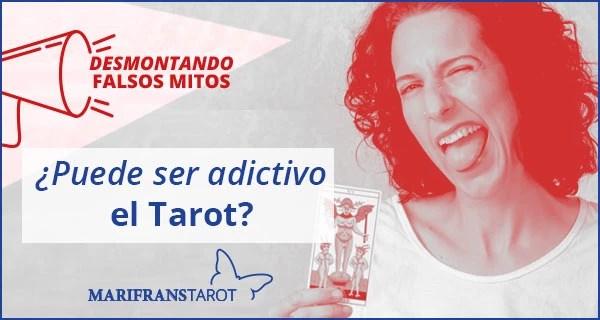 ¿Puede ser adictivo el Tarot evolutivo y terapéutico?