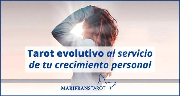 Tarot evolutivo al servicio de tu crecimiento personal en marifranstarot