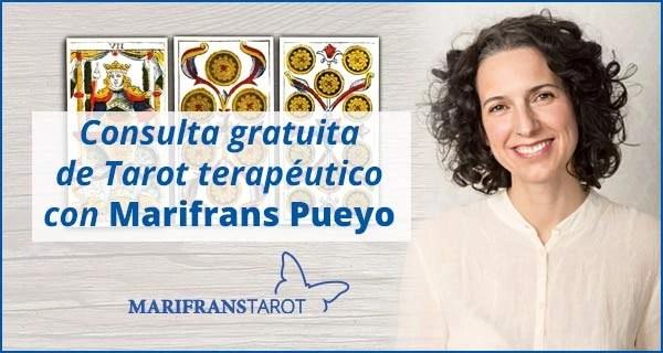 Consulta tarot terapéutico con Marifrans Pueyo 09 febrero 2018