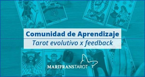 Tarot evolutivo y terapéutico x feedback