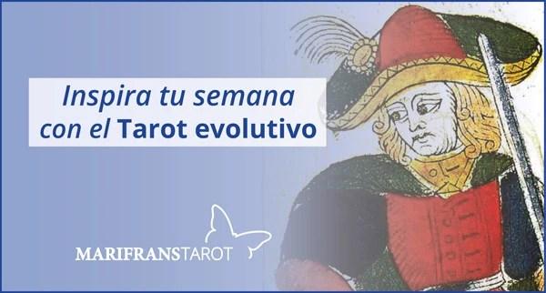 Briefing semanal tarot evolutivo 23 al 29 de julio de 2018 en Marifranstarot