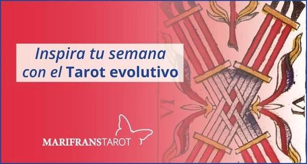 Briefing semanal tarot evolutivo 1 al 7 de octubre de 2018 en Marifranstarot