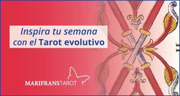 Briefing semanal tarot evolutivo 8 al 14 de octubre de 2018 en Marifranstarot