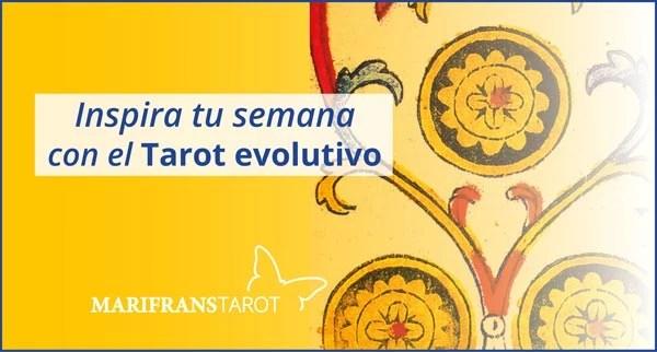Briefing semanal tarot evolutivo 5 al 11 de noviembre de 2018 en Marifranstarot