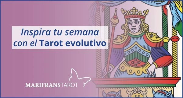 Briefing semanal tarot evolutivo 14 al 20 de enero de 2019 en Marifranstarot